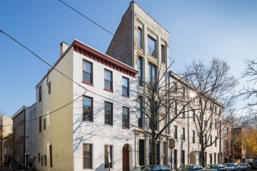 409-415 South 11th Street exterior