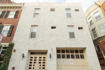 2311 Spruce facade