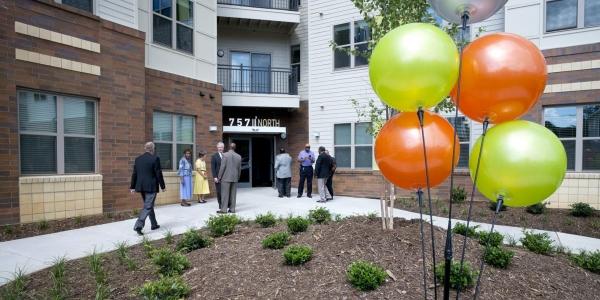 757 North Apartments in Winston-Salem, NC