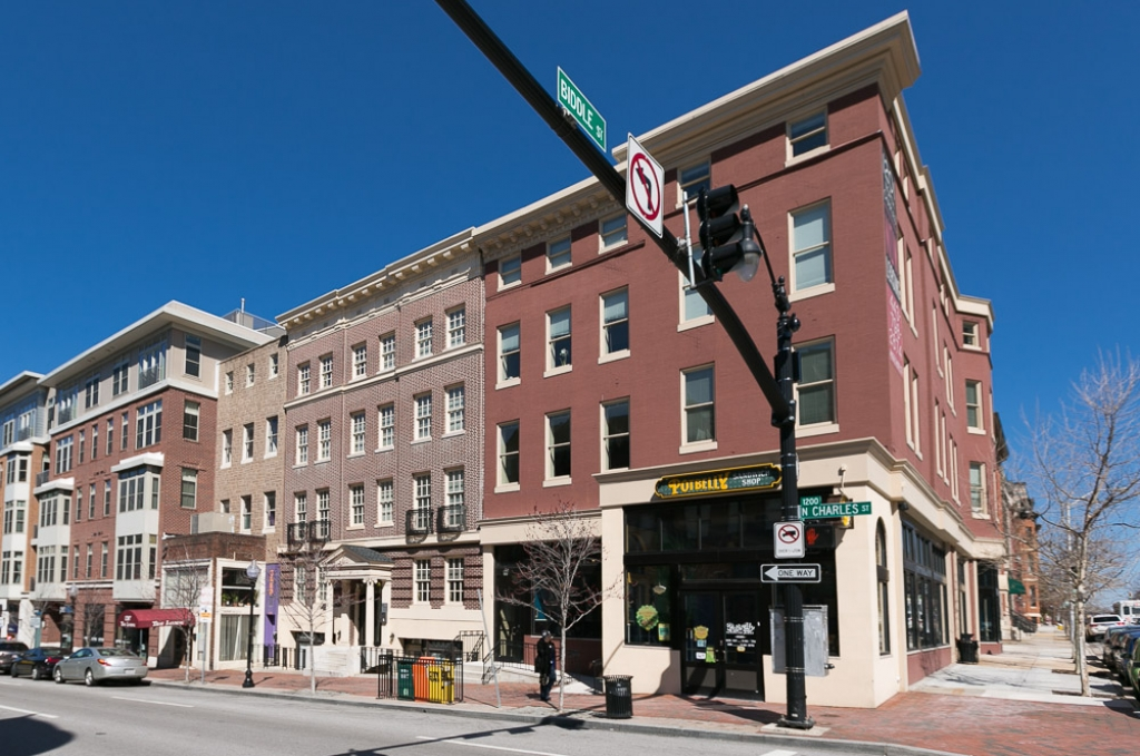 1201 North Charles In Baltimore Md Pmc Property Group