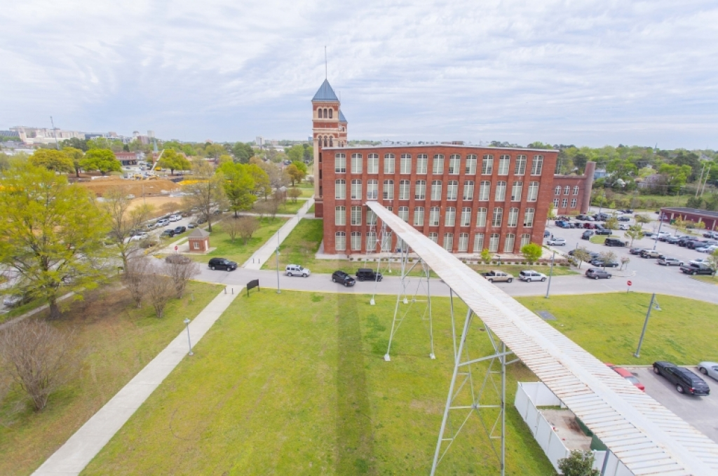 Olympia Mill in Columbia, SC | PMC Property Group Apartments