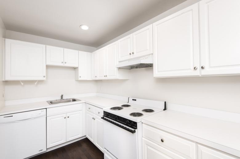 Kitchen at 1220 Sansom