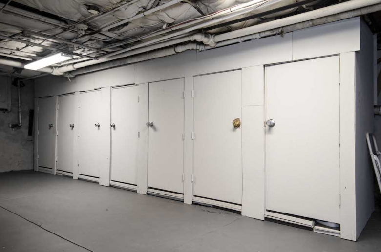 1316 Pine Street storage units available