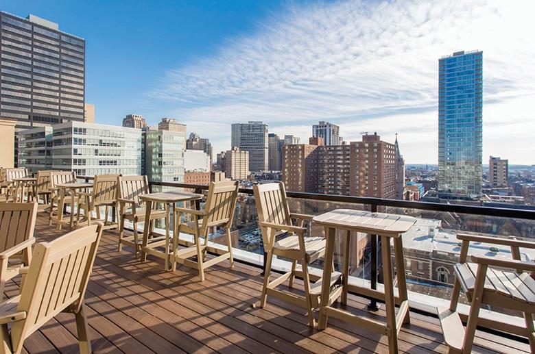 2121 Market roof deck