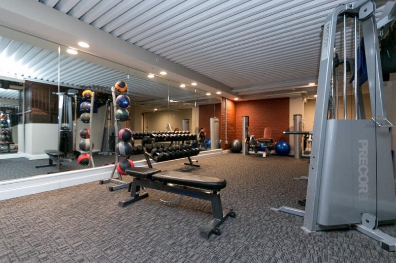 Penn Garrison_gym