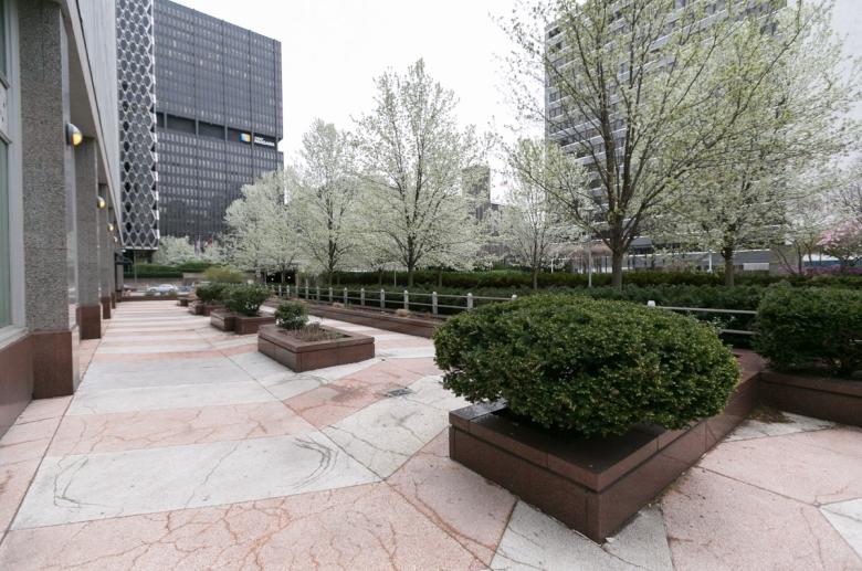 Stanwix_courtyard