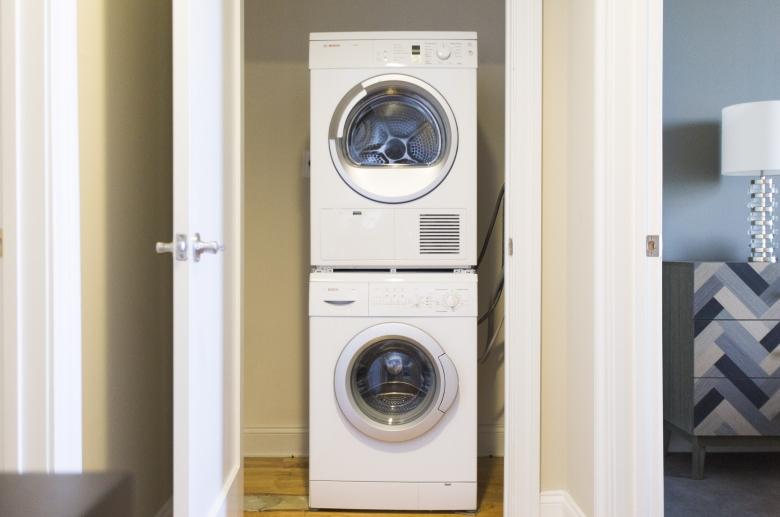 2100 Parkway laundry