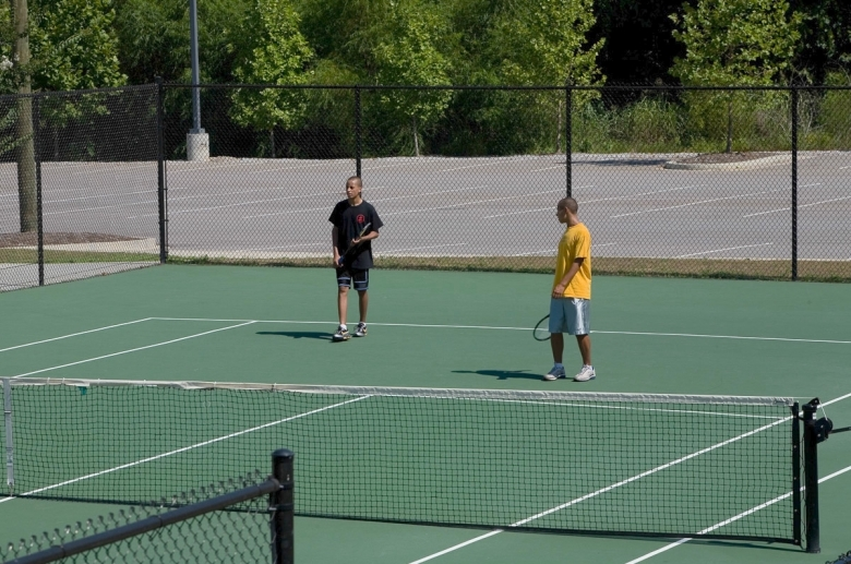 Olympia Mill_tennis court