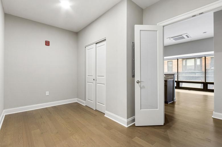 Generous sized bedroom