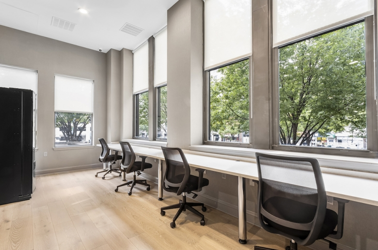 Shared work space