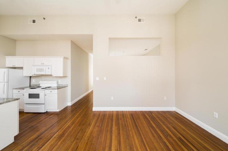 Open concept floorplans