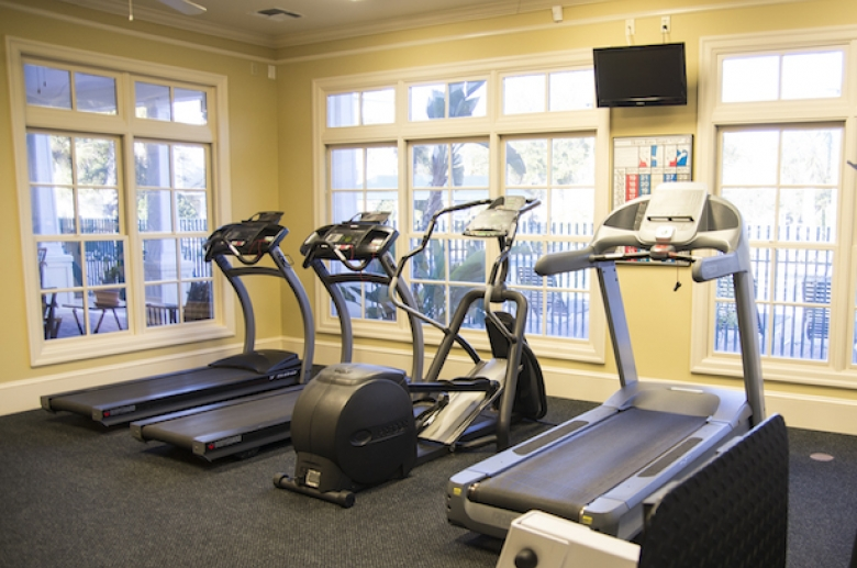 Windsor Club fitness center_2
