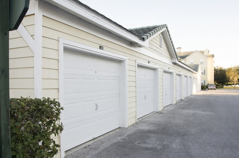 Windsor Club_garages