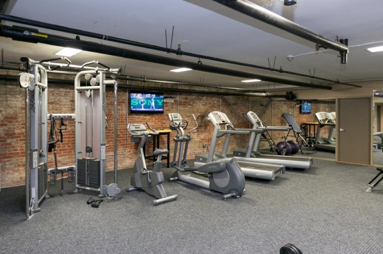 Greenehouse cardio equipment