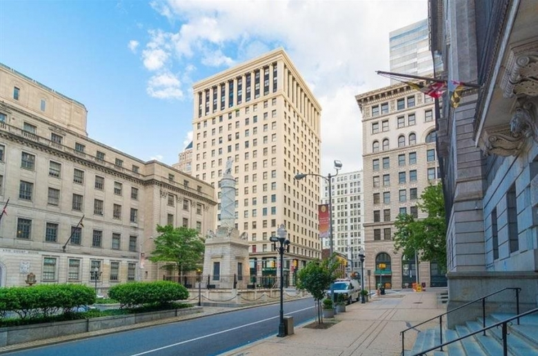 ideal Baltimore location