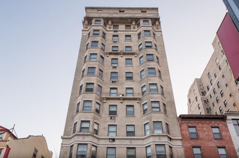 Midtown Apartments facade