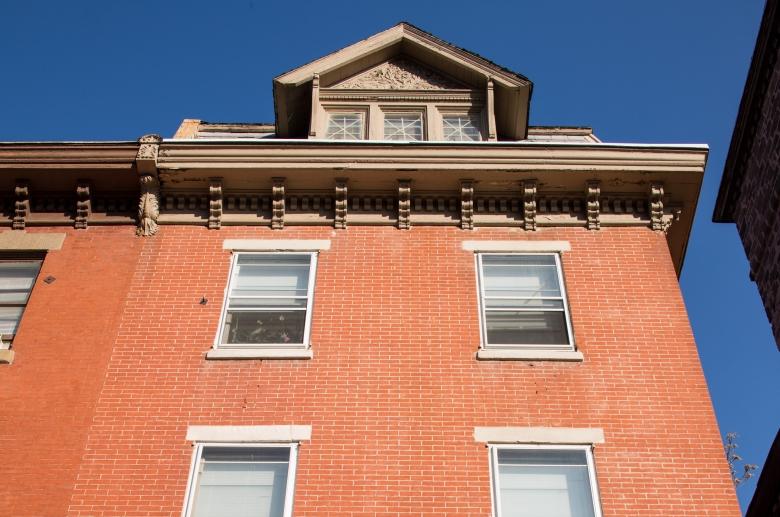 2009 Spring Garden facade 1