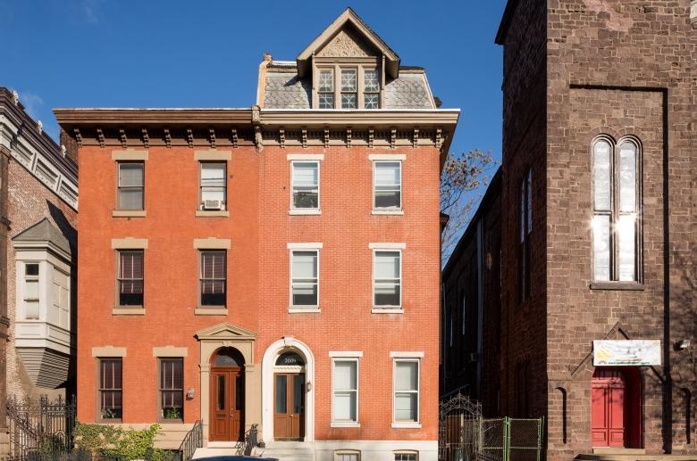 2009 Spring Garden facade 2