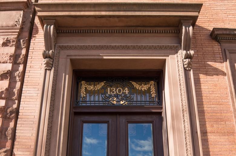 1304 St. Paul front entrance