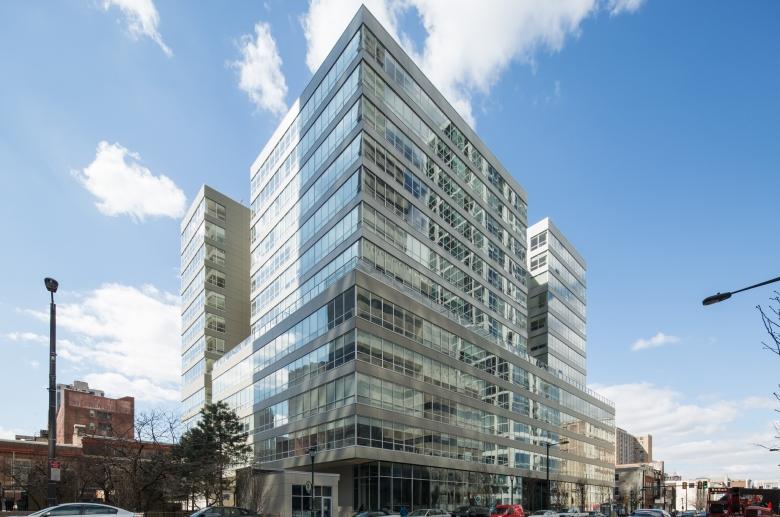 2040 Market facade