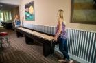 612 Whaley's shuffleboard table