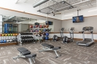 State-of-the-art fitness center at State-of-the-art fitness center