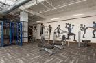 Strength and cardio training equipment
