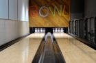 The Residences at The R. J. Reynolds Building indoor bowling