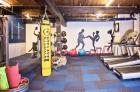 Fitness center at Palmetto Compress