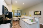 526 Penn open concept kitchen