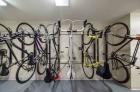 Resident bike storage