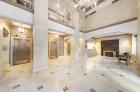 Beautiful grand lobby