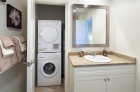 3600 West Broad bathroom/laundry