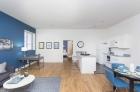 University Apartments common space
