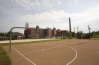Olympia Mill_outdoor basketball court