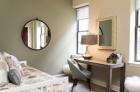 Bedroom with abundant natural light