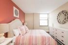 Kensington Court bedroom