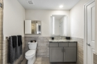 Designer bathroom