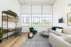 2121 Market living space