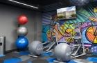 Kensington Court gym