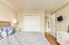 Flexible bedroom layout