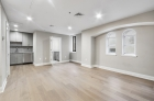 Generously sized floorplan layouts