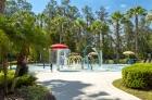 Children's water playground