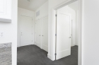 Carpeted common spaces