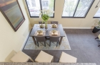 Barstool kitchen island seating and dinning table