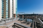 Greenehouse furnished resident deck
