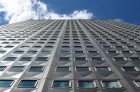 The ALCOA's high-rise exterior