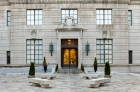 2100 Parkway courtyard