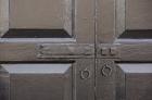 734 S. Front shutter detail