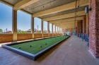 Bocce & shuffleboard courts